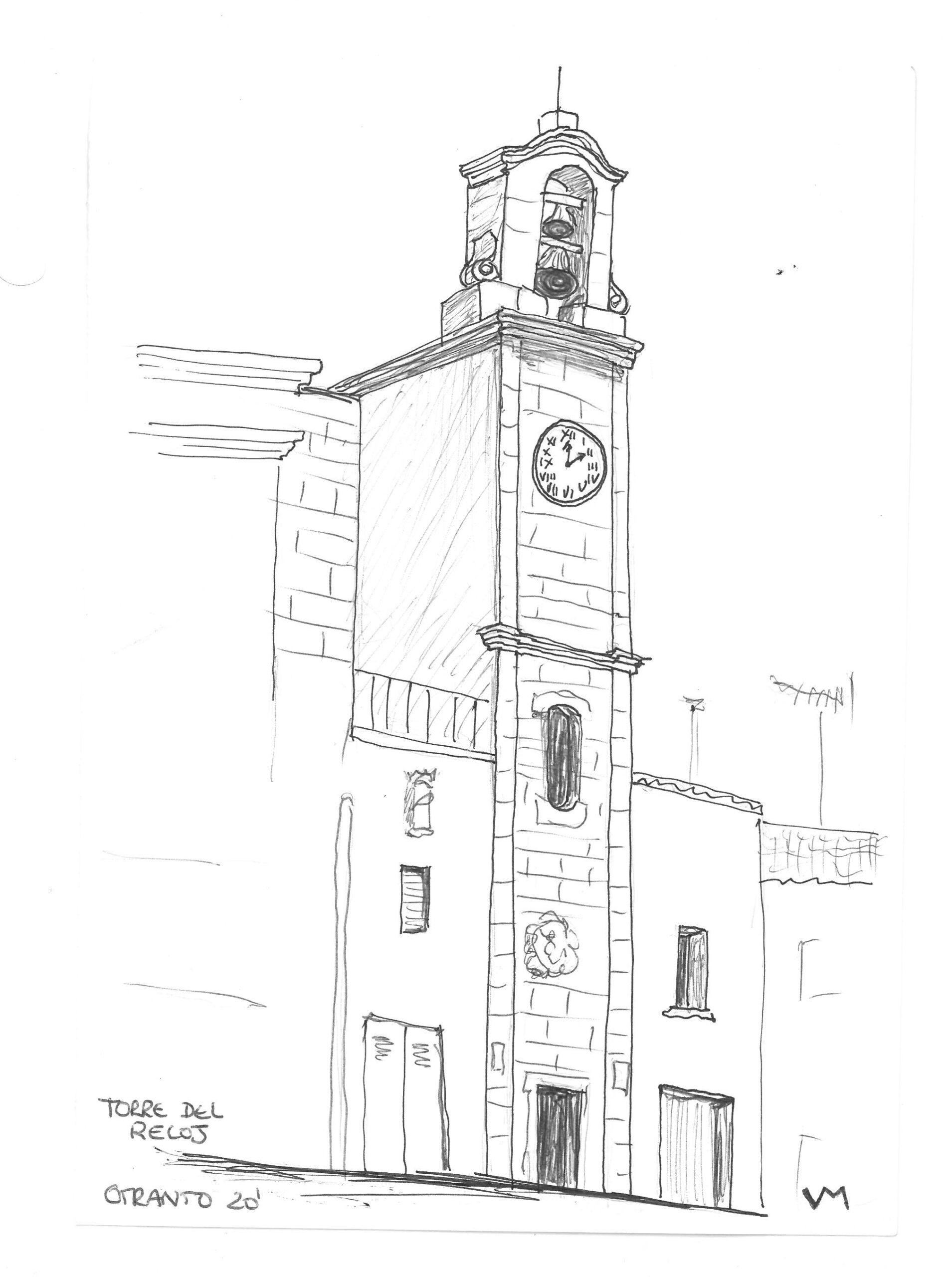 Habitabio - Dibujo - Otranto